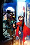 Adventures of the Super Sons #1 (of 12) (Jimenez Variant)