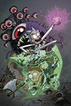 Rick & Morty vs Dungeons & Dragons #1 (of 4) (Cover A - Little)