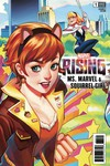 Marvel Rising Ms Marvel Squirrel Girl #1 (Connecting Variant)