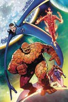 Deadpool #3 (Liefeld Return of Fantastic Four Variant)