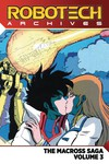 Robotech Archive Macross Saga Vol 03 (of 3)