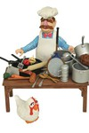 18. Muppets Swedish Chef Deluxe Figure Set