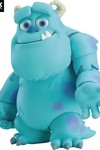 Monsters Inc Sulley Nendoroid Action Figure Deluxe Ver