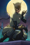 Catwoman #14 (Card Stock Variant)