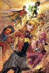 Young Justice #8 (Card Stock Variant)
