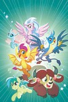My Little Pony Feats of Friendship #1 (Cover A - Fleecs)