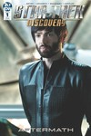 Star Trek Discovery Aftermath #1 (of 3) (Retailer 10 Copy Incentive Variant) Photo