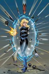 Invisible Woman #2 (of 5) (Conner Variant)