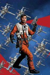 Star Wars: Age of Resistance Poe Dameron #1 (McKone Puzzle Pc Variant)