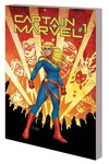 Captain Marvel Vol 1: Re-Entry TPB