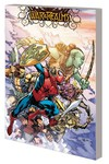 The War of  The Realms: Spider-Man/Daredevil TPB