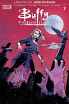 Buffy the Vampire Slayer #7 (Retailer 25 Copy Incentive Variant)