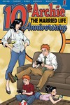 Archie Married Life 10 Years Later #1 (Cover E - Lopresti)