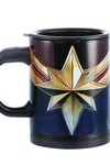 Marvel I Am Captain Marvel Self-Stirring Mug