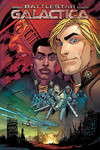 Classic Battlestar Galactica Vol. 1 TPB (Previews Exclusive Cover)