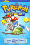 Pokemon Adventures TPB Vol. 01 2nd Ed