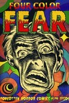 Four Color Fear - Forgotten Horror Comics of the 1950s TPB