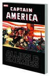 Captain America Allies And Enemies TPB