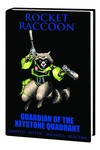 Rocket Raccoon Guardian Prem HC