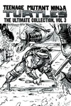 Teenage Mutant Ninja Turtles Ultimate Coll HC Vol. 03