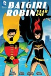 Batgirl Robin Year One TPB