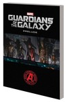 Marvels Guardians of the Galaxy Prelude TPB