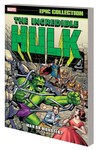 Incredible Hulk Epic Collection TPB Man or Monster