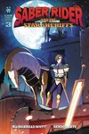Saber Rider & The Star Sheriffs #3 (of 5)
