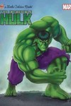 Incredible Hulk Little Golden Book (Reissue)