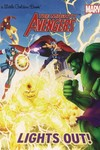 Mighty Avengers Lights Out Little Golden Book Reissue