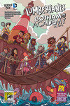 SDCC 2016 Exclusive Lumberjanes Gotham Academy #1 (Chen Variant Cover Edition)