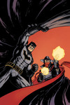 Batman The Shadow #2 (of 6) (Burnham Variant Cover Edition)