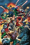 Justice League vs. Suicide Squad HC