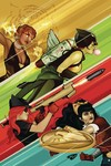 DC Comics Bombshells TPB Vol. 04 Queens