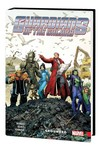 Guardians of the Galaxy: New Guard Vol.4 -- Grounded Premiere HC