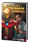 Invincible Iron Man: Ironheart Vol. 1 - Riri Williams Premiere HC