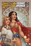 Wonder Woman 77 Bionic Woman #6 (of 6) (Cover B - Scott)