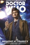Doctor Who 10th HC Vol. 01 Breakfast at Tyrannys