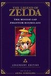 Legend Of Zelda Legendary Ed GN Vol. 04 Minish Cap & Phantom