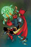 Doctor Strange #390 (Ferry Deadpool Variant)