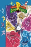 Mighty Morphin Power Rangers #27 (Subscription Gibson Variant)