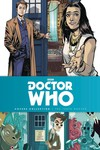 Doctor Who 10th Doctor Cover Coll HC