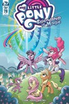 My Little Pony Friendship Is Magic #78 (Retailer 10 Copy Incentive Variant) Hickey