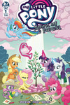 My Little Pony Spirit of the Forest #1 (of 3) (Cover B - Fleecs)
