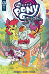 My Little Pony Spirit of the Forest #1 (of 3) (Retailer 10 Copy Incentive Variant) S