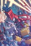 Transformers #5 (Cover A - Griffith)