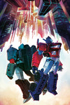 Transformers #6 (Cover B - McGuire Smith)