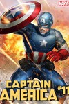 Captain America #11 (Yoon Lee Marvel Battle Lines Variant)