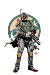 Star Wars: Age of Rebellion - Boba Fett #1 (2nd Printing)