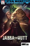 Star Wars: Age of Rebellion - Jabba the Hutt #1 (Parel Villains Variant)